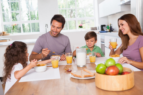 Daily Breakfast May Lower Diabetes Risk for Children