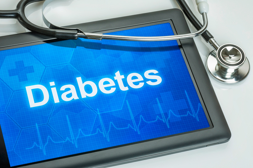 Diabetes tablet