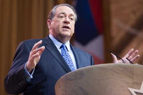 "Gov. Mike Huckabee Joins ""Diabetes Solution Kit"" Campaign"