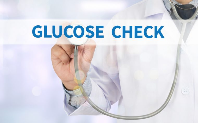 glucose self-monitoring